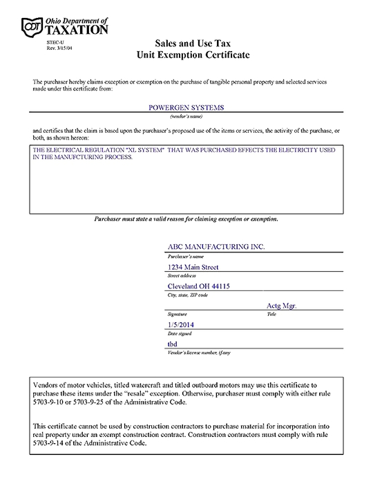 California Tax Exempt Form Fashionellaconstance